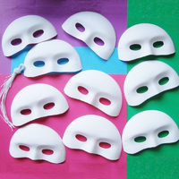 Half Face Masquerade Masks to Decorate