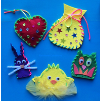Simple Sewing Projects For Children