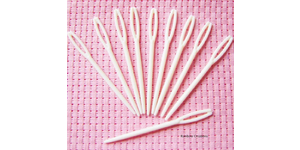 Plastic Sewing Needles